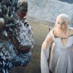 Драконы в Игре престолов 7 вырастут до размеров Боинга