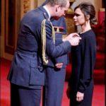 Виктория Бекхэм стала кавалером Ордена Британской империи
