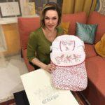 42-летняя Алла Довлатова стала мамой в четвертый раз