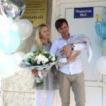 Вячеслав Мясников стал отцом в третий раз