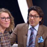 Ксения Собчак дала интервью Малахову в рамках выборов