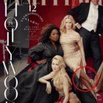 На обложке Vanity Fair у Опры Уинфри появилась третья рука, а у Риз Уизерспун третья нога