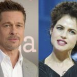 Брэд Питт увлекся Нери Оксман еще во время развода с Анджелиной Джоли
