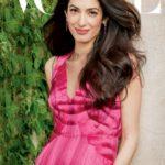 Амаль Клуни в Vogue