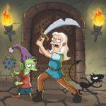 Появились кадры недетского мультсериала от создателей Симпсонов