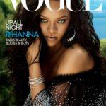 Рианна в новом Vogue: смерть брата и новый бойфренд