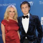 Памела Андерсон решила не вмешиваться в отношения сына и бывшего мужа
