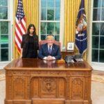Что обсуждали Ким Кардашьян и Дональд Трамп?