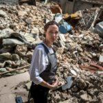 Анджелина Джоли работает в Ираке