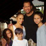 Как Дженнифер Лопес поздравила Алекса Родригеса с днем рождения?