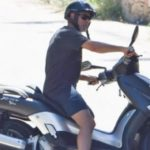В Сети появилось видео аварии с Джорджем Клуни