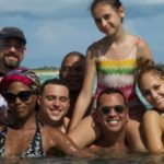 Дженнифер Лопес отпраздновала 49-летие на пляжной вечеринке