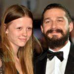 Шайа Лабаф и Миа Гот разводятся после двух лет брака