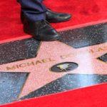 Майкл Дуглас получил звезду на Аллее славы