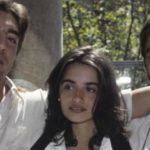 Пенелопа Крус показала подростковое фото с Бардемом