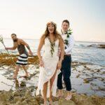 «Аквамен» случайно снялся в свадебной фотосессии