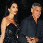 Джордж Клуни сделал сюрприз своей супруге Амаль в честь годовщины