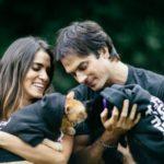 Йен Сомерхолдер и Никки Рид получили награду за помощь животным