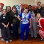 Дженнифер Лоуренс посетила больницу в родном городе