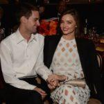 Миранда Керр рассказала о муже и беременности на шоу Джимми Киммела