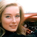 Умерла одна из «девушек Бонда» Таня Мале
