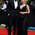 Памела Андерсон поддержала возлюбленного на футбольной премии в Париже