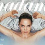 Анджелина Джоли разделась и рассказала о разводе