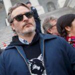 Звезду Джокера задержали на акции протеста