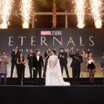 В США прошла премьера фильма Вечные от Marvel: яркие кадры